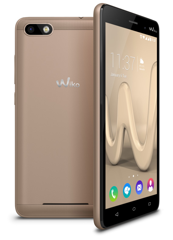 Wiko LENNY gold