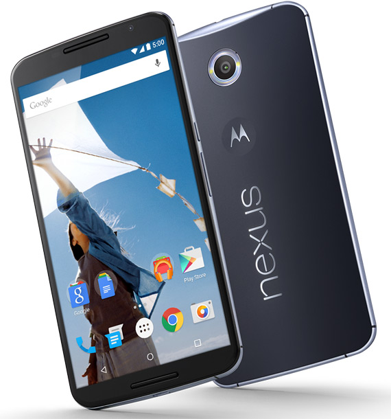 Oficial do Nexus 6