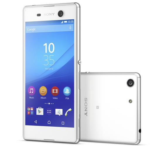 Sony Xperia M5 oficial