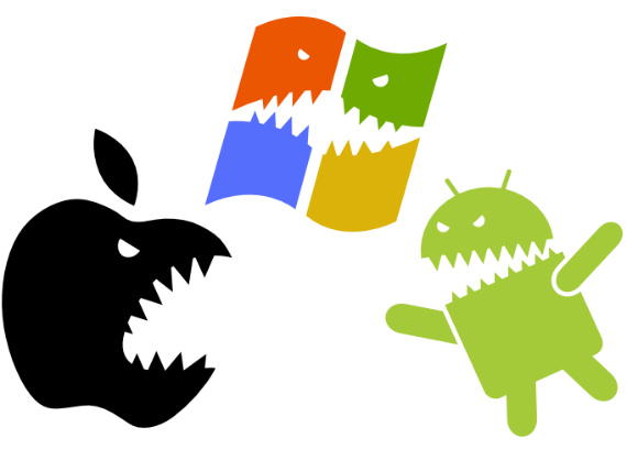 ios janelas do android