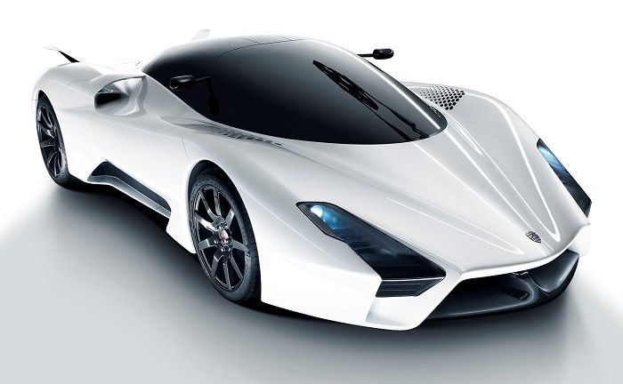 Carros SSC Ultimate Aero