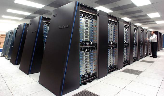 EDET: O supercomputador grego no top 500 do mundo