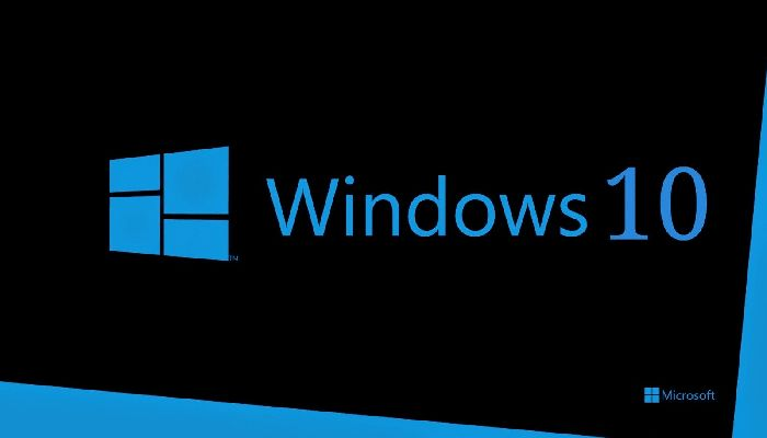 windows 10 black