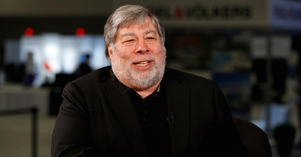 iPhone X Wozniak