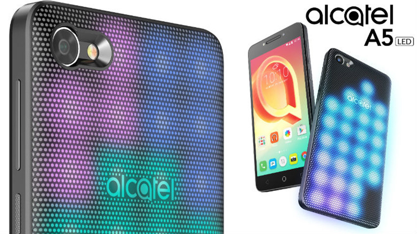 alcatel a5 led hero