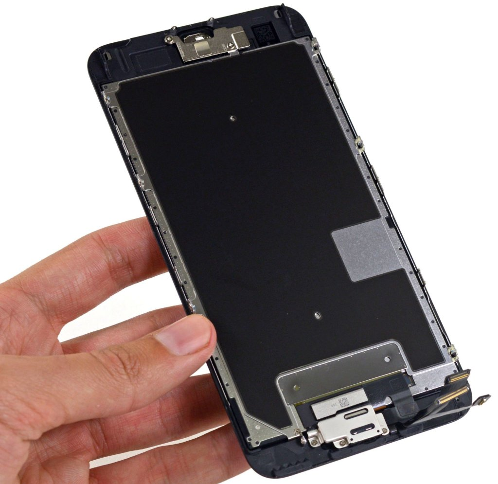 imagem de desmontagem do iPhone 6s Plus iFixit 004