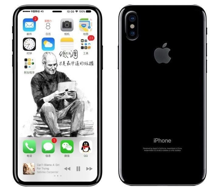 iPhone 8 4K a 60 qps