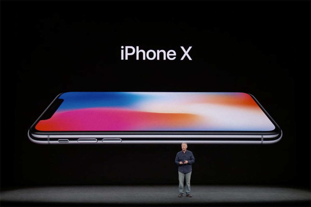 iPhone X samsung