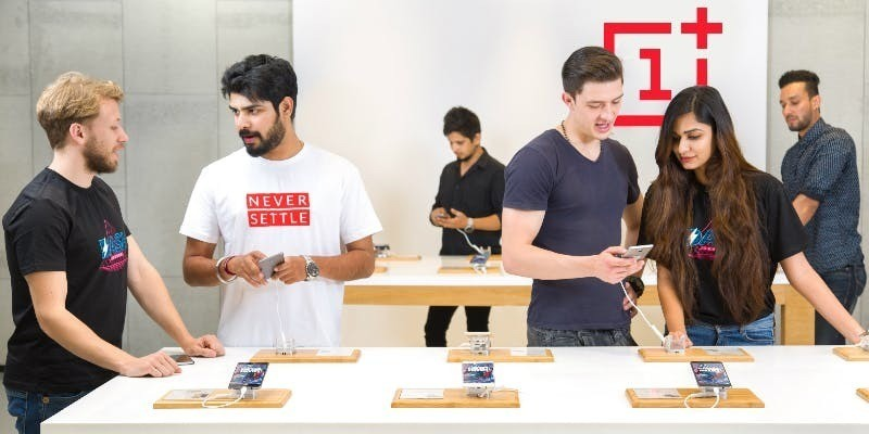 OnePlus Experience YourStory