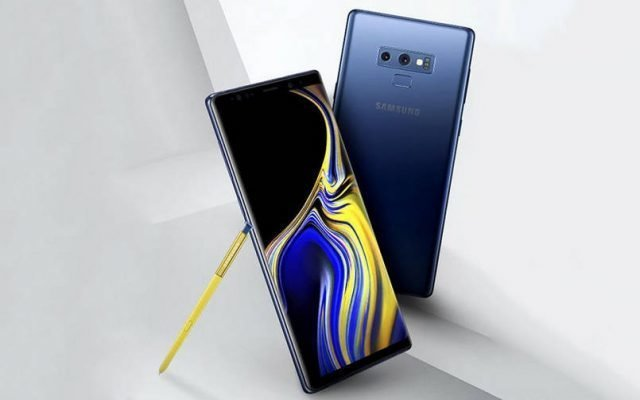 Samsung Galaxy Note 9 Press Render 805px 640x400