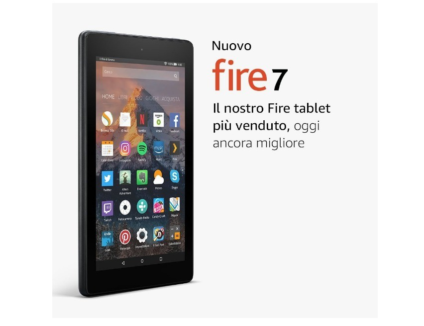 ablet Fire 7