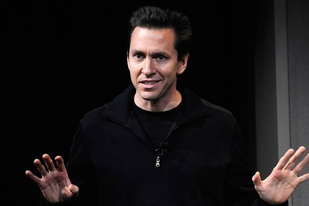 Scott Forstall Steve Jobs