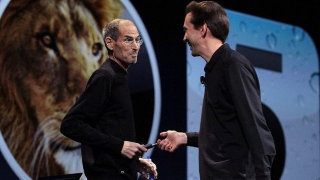 Steve Jobs Scott Forstall