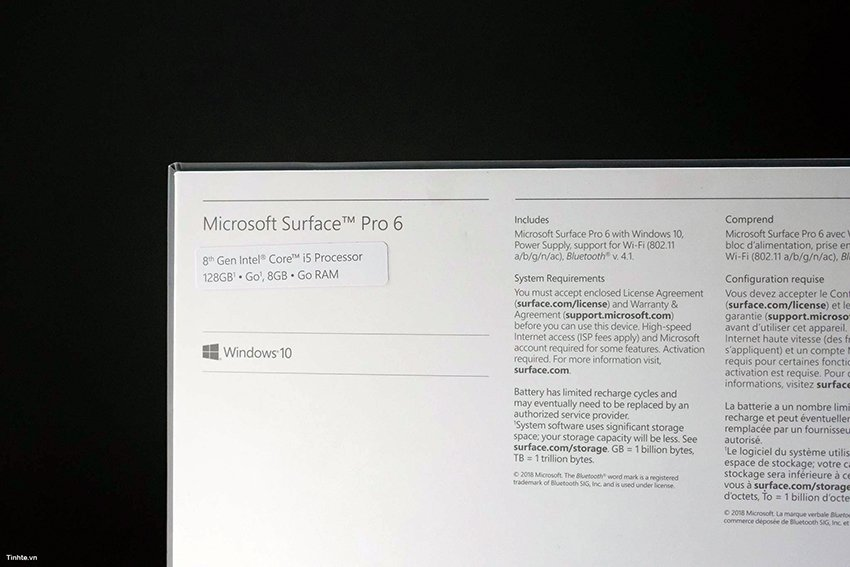 Surface Pro 6 2